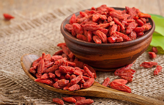 Superfood – Goji Beeren